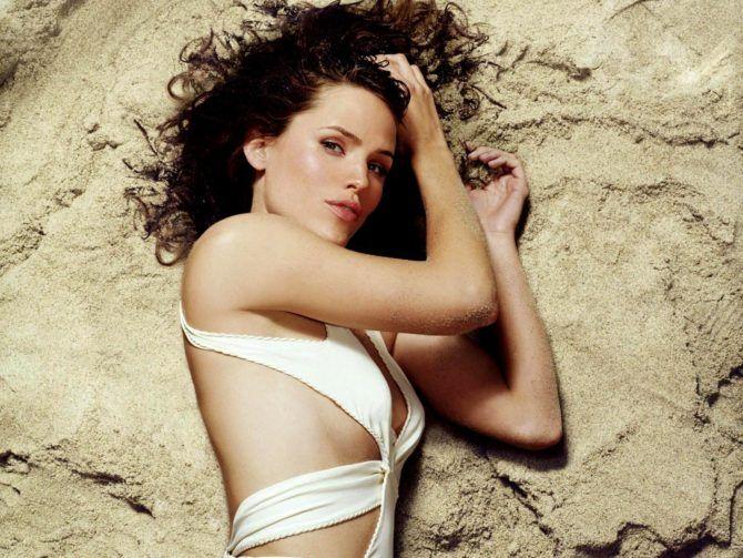 Дженнифер Гарнер фотосессия в эскваер 2004