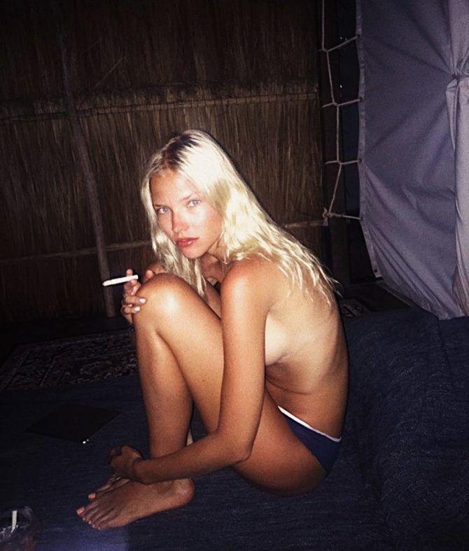 Саша Лусс фотография в инстаграм