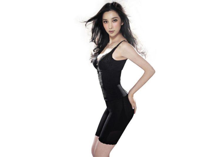 Ли Бинбин фото в нижнем белье