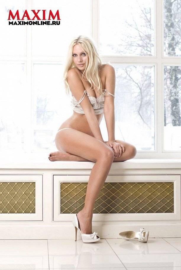 Наталья Рудова фото Максим
