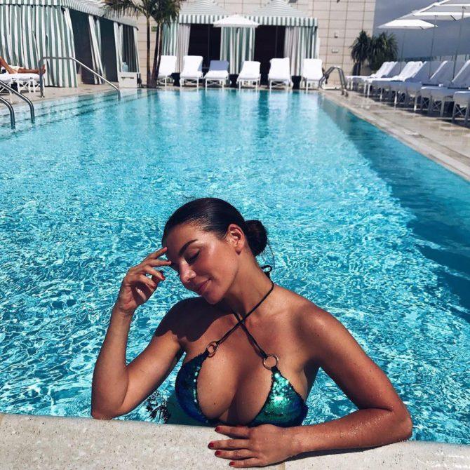 анна седокова горячие фото в купальнике
