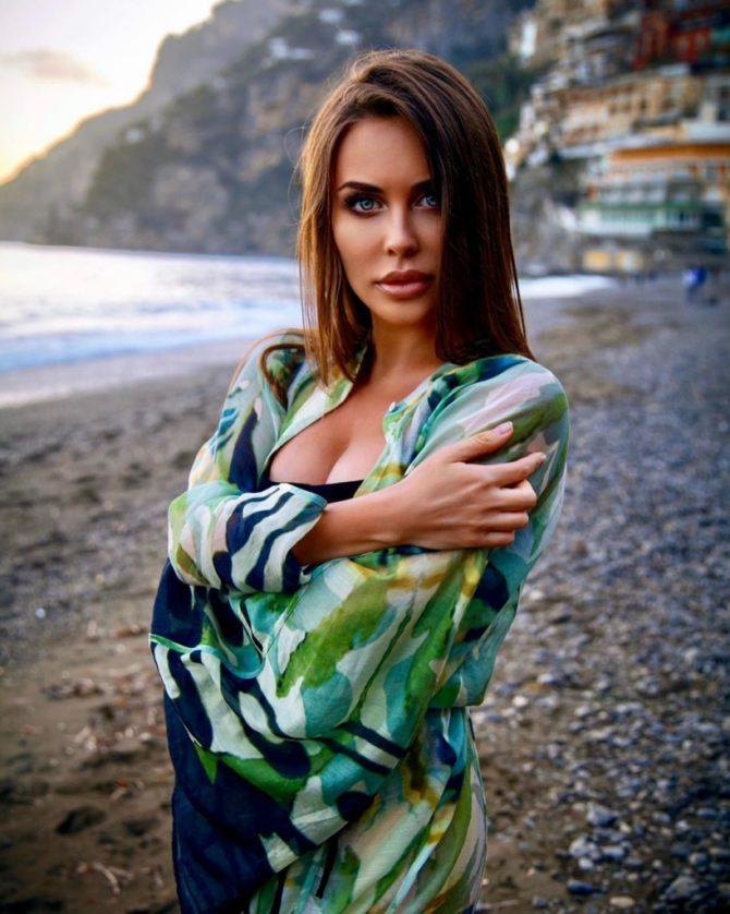 юлия михалкова инстаграм горячие фото