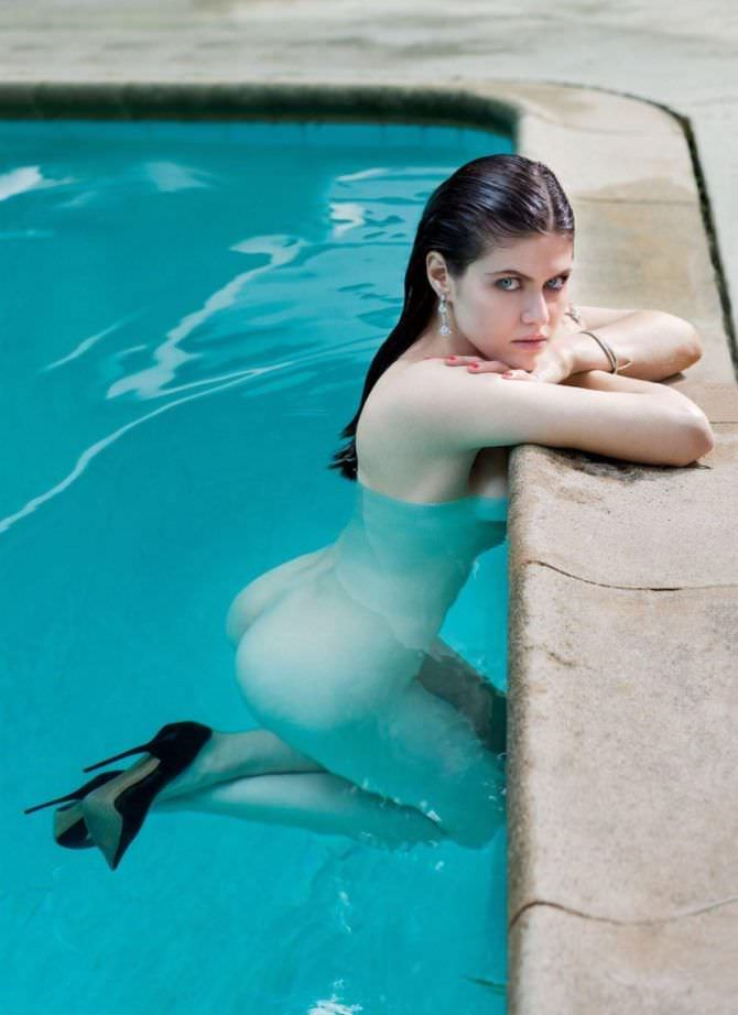 александра даддарио украденные фото голая
