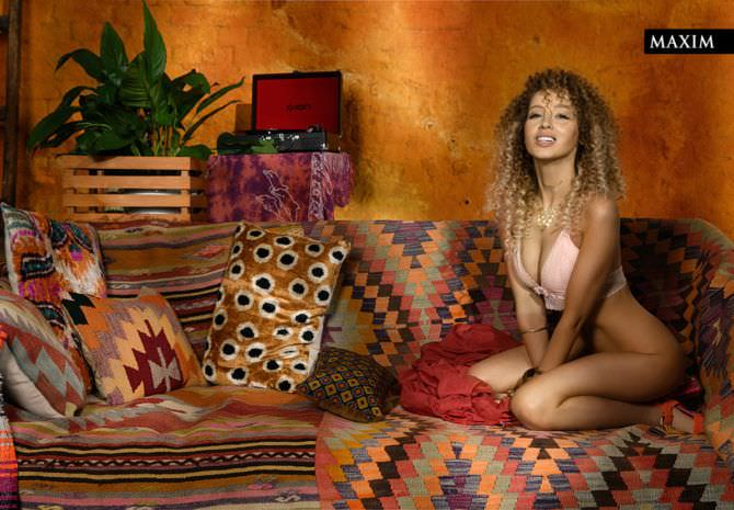 ирина темичева в максим и плейбой фото