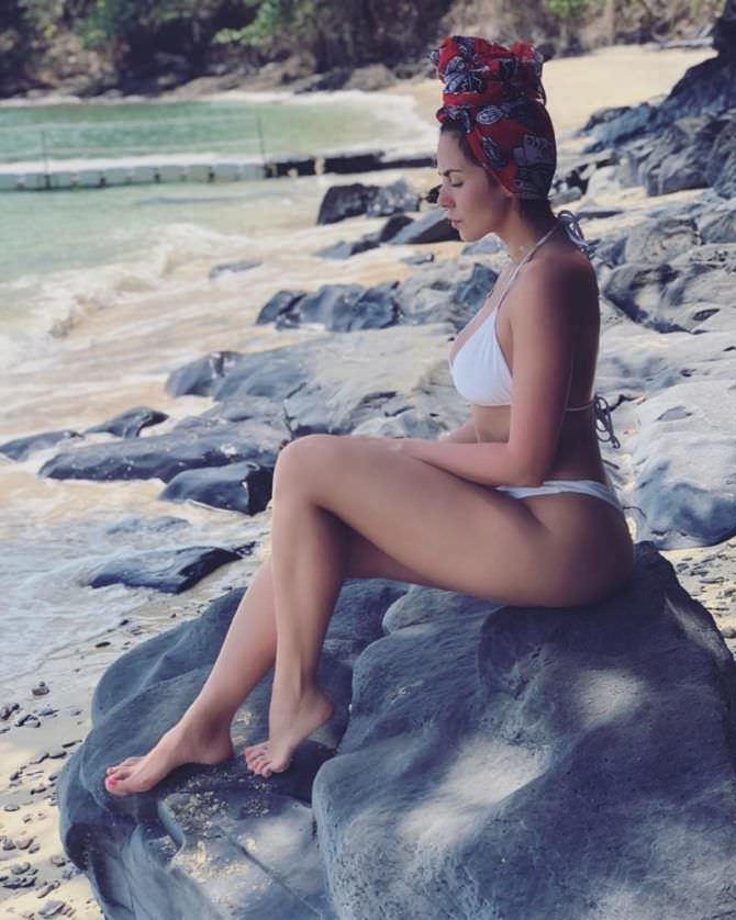 настя каменских фото в купальнике